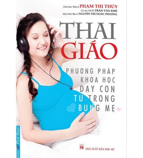 Download sách thai giáo chi tiết nhất cho mẹ và bé