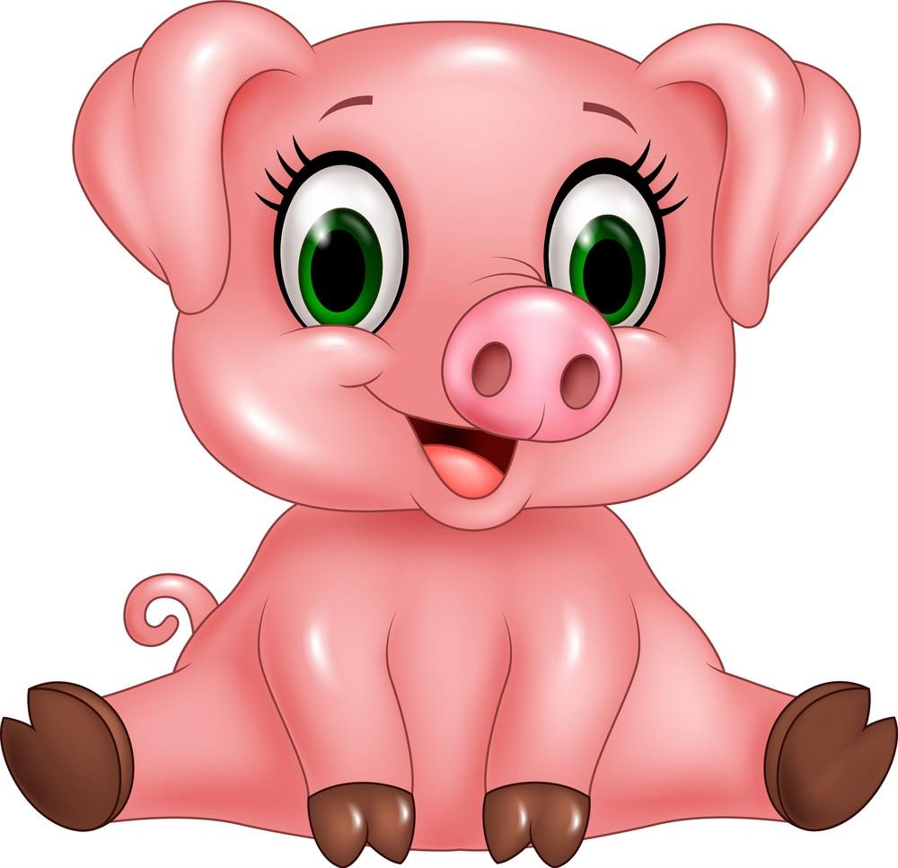 Truyện thai giáo: Lợn con hay hắt xì