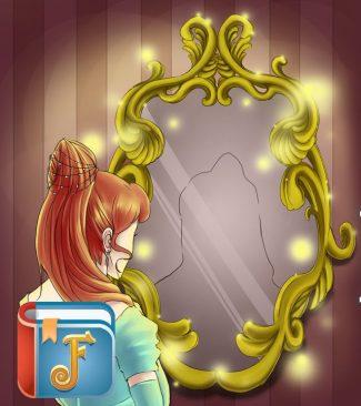 Truyện thai giáo cho bé trong bụng mẹ: Chiếc gương thần